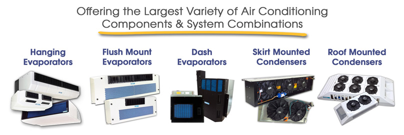 Bus & Commercial Vehicle Air Conditioning – Trans Air